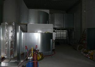 Vnitřní prostor 2.NP přístavby