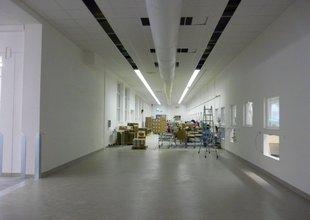 Rozšířené výrobní prostory