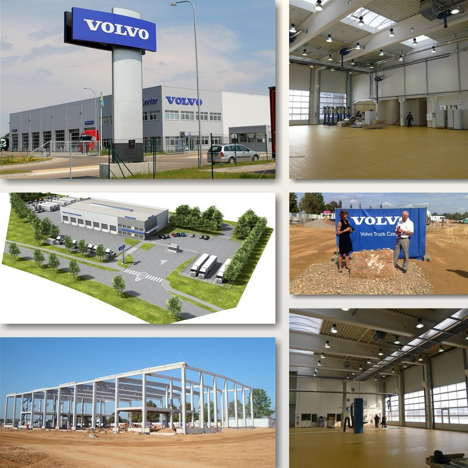 4570-REFERENCES-INDUSTRIAL-CONSTRUCTION-VOLVO-TRUCK-CENTER-HRADEC-KRALOVE