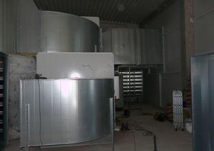 Vzduchotechnické rozvody ve 2.NP přístavby