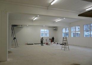 Malování prostor 1.NP přístavby
